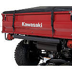 Kawasaki Genuine Accessories Rear Bumper - Kawasaki OEM Parts Utility ATV Winches and Bumpers