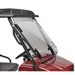 Kawasaki Genuine Accessories Flip-Up Windshield - 2012 Kawasaki MULE 4010 TRANS 4X4 DIESEL Kawasaki Genuine Accessories Storage Cover