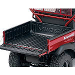 Kawasaki Genuine Accessories Standard Bed Liner - Kawasaki OEM Parts Utility ATV Products