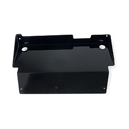Kawasaki Genuine Accessories Middle Skid Plate - 2010 Kawasaki MULE 610 4X4 XC Kawasaki Genuine Accessories Underseat Storage Bin