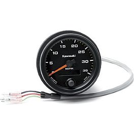 Kawasaki Genuine Accessories Speedometer - Kawasaki Genuine Accessories Voltmeter