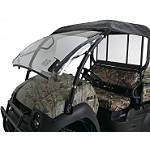 Kawasaki Genuine Accessories Flip-Up Windshield - Kawasaki OEM Parts Utility ATV Wind Shields