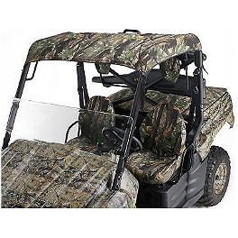 Kawasaki Genuine Accessories Soft Top - Realtree - 2006 Kawasaki MULE 600 Kawasaki Genuine Accessories Underseat Storage Bin