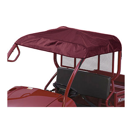 Kawasaki Genuine Accessories Soft Top - Red - Main