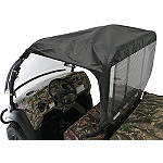 Kawasaki Genuine Accessories Soft Top / Back Cover - Kawasaki OEM Parts Utility ATV Covers and Roofs
