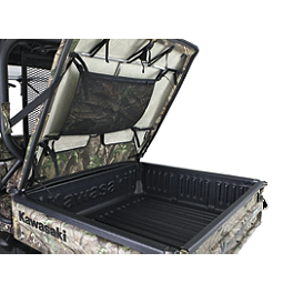 Kawasaki Genuine Accessories Bed Tonneau Cover - Realtree - 2012 Kawasaki MULE 610 4X4 XC Kawasaki Genuine Accessories Camo Seat Cover