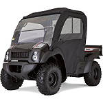 Kawasaki Genuine Accessories Soft Enclosure - Realtree - Utility ATV Body Parts and Accessories