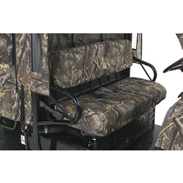 Kawasaki Genuine Accessories Camo Seat Cover - 2012 Kawasaki MULE 4010 TRANS 4X4 Kawasaki Genuine Accessories Storage Cover