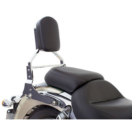 Kawasaki Genuine Accessories KQR Backrest Kit With Pad - Main