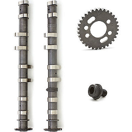 Kawasaki Genuine Accessories Racing Camshaft Combo - Kawasaki Genuine Accessories Racing Exhaust Camshaft