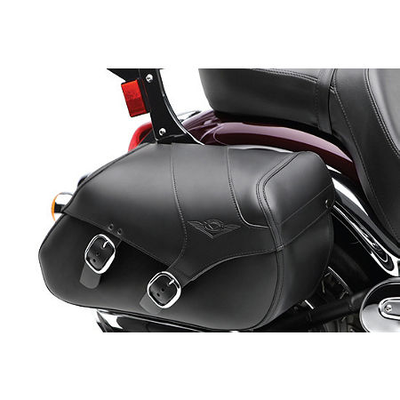 Kawasaki Genuine Accessories Saddlebags With Mount Kit - Main