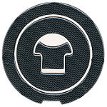 Keiti Gas Cap Pad - Honda Carbon Fiber - Honda CBR600F4I Motorcycle Body Parts