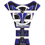 Keiti Tank Protector - Yamaha Blue - Yamaha Dirt Bike Body Parts