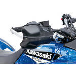 Kawasaki Genuine Accessories Handguards - Dirt Bike Hand Guards