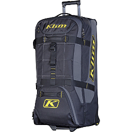 2013 Klim Kodiak Bag - Black - 2013 Klim Team Bag - Black