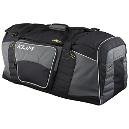 2013 Klim Team Bag - Black - AXO Rail Pants