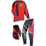 2012 Klim Chinook / Revolt Combo - Dirt Bike Pants, Jersey, Glove Combos