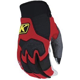 2013 Klim Dakar Gloves - 2013 Klim Inversion Gloves