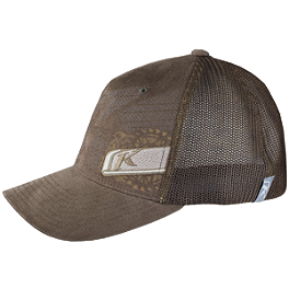 Klim Enduro Flex Mesh Hat - Blingstar Brake Reservoir Cover - Anodized Black