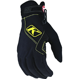 2014 Klim Inversion Gloves - 2013 Fox Antifreeze Gloves