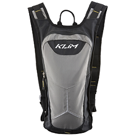 2013 Klim Fuel Pak - Black - Fox Low Pro Hydration Pack