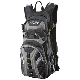 2013 Klim Nac Pak - Black - Fox Portage Hydration Pack