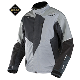 2013 Klim Traverse Jacket - 2013 Klim Stow Away Jacket