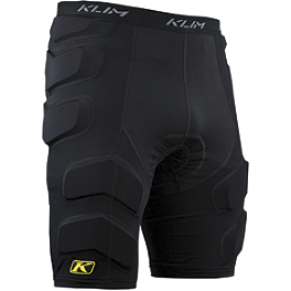 2013 Klim Tactical Shorts - Alpinestars Compression Shorts