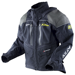 Klim Adventure Rally Jacket - Alpinestars Venture Jacket