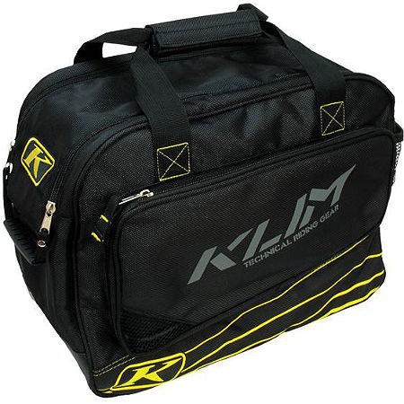 Klim Deluxe Helmet Bag - Black - Main