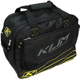 Klim Deluxe Helmet Bag - Black - OGIO Brain Box Helmet Bag