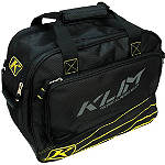 Klim Deluxe Helmet Bag - Black - Klim Motorcycle Helmet Accessories