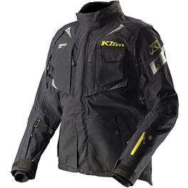 2013 Klim Badlands Pro Jacket - 2013 Klim Latitude Jacket