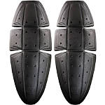 Klim CE Knee / Shin Pads - Black - Motorcycle Knee and Hip Armor