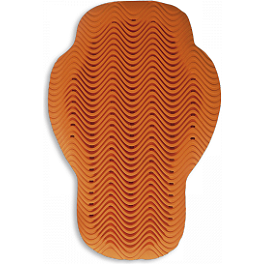 Klim D3O Back Pad Level 2 Viper - Orange - Klim D3O Hip Pads - Orange