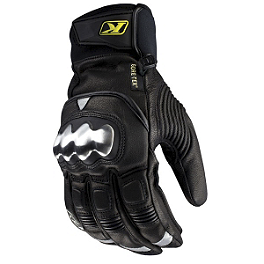 Klim Element Gloves - Short - 2013 Klim Adventure Gloves