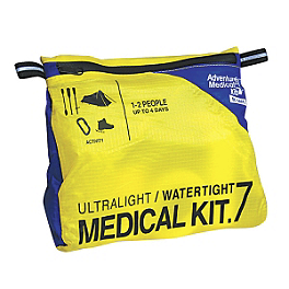Klim Ultralight Watertight First Aid Kit - MSR 15' Tow Strap With Pouch