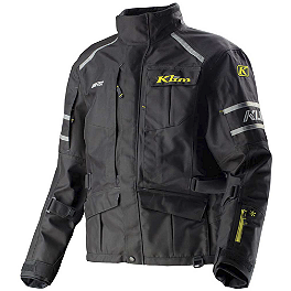 2014 Klim Latitude Jacket - Klim Adventure Rally Jacket