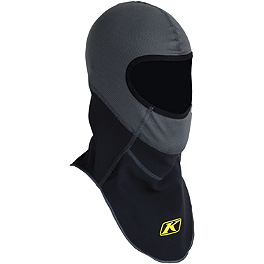 2014 Klim Balaclava - Zan Headgear Fleece Balaclava Hook-And-Loop