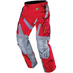 2014 Klim Dakar Pants - FEATURED-DIRT-BIKE Dirt Bike Riding Gear