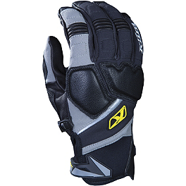 2013 Klim Inversion Pro Gloves - 2013 Klim Caldera Gloves