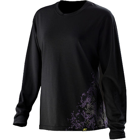 2013 Klim Women's Lady Tech Long Sleeve T-Shirt - Main