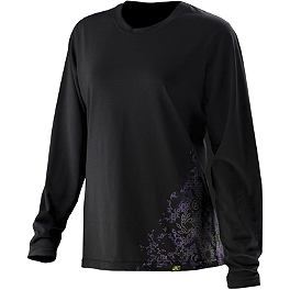 2013 Klim Women's Lady Tech Long Sleeve T-Shirt - 2013 Klim Women's Elevation Tech Long Sleeve T-Shirt