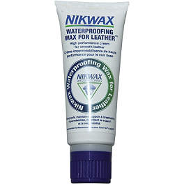 Klim Nikwax Leather Wax - Danny Gray Leather Care Kit