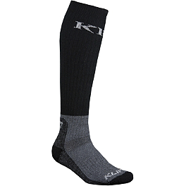 2013 Klim Mammoth Socks - 2013 Klim Covert GTX Waterproof Sock Liner