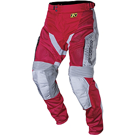 2014 Klim Mojave ITB Pants - Klim D3O Hip Pads - Orange