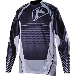 2014 Klim Mojave Jersey - Klim D3O Hip Pads - Orange