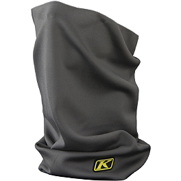 2013 Klim Aggressor Neck Sock - Zan Headgear Fleece Neck Warmer