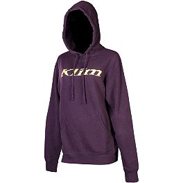 2013 Klim Women's Podium Hoody - One Industries Women's Rockstar Burst Knit Top