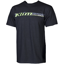 2013 Klim Podium T-Shirt - Klim Revivex 36211 Spray On Water Repellent - 5 oz.